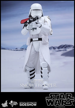 First Order Snow Trooper Officer - Episode VII: The Force Awakens - Sixth Scale Figure (Hot Toys)