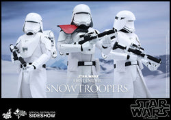 First Order Snowtroopers - Episode VII: The Force Awakens - Sixth Scale Figure Set Hot Toys