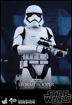 First Order Stormtrooper - Episode VII: The Force Awakens - Sixth Scale Figure Hot Toys