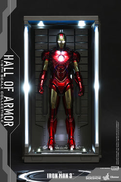 Iron Man Hall of Armor Single Sixth Scale Figure Accessory Hot Toys