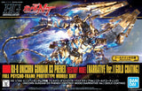 Pre-Order HGUC 1/144 RX-0 Unicorn Gundam 03 Phenex ver. NT [Gold Coating]