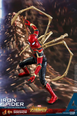 Iron Spider Sixth Scale Figure by Hot Toys