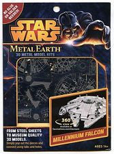 Metal Earth: Star Wars Millennium Falcon SW