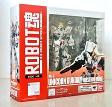#159 Unicorn Gundam Destroy Mode Robot Spirit