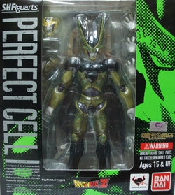 Perfect Cell Dragonball Z S.H.Figuarts