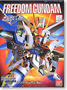 #257 Freedom Gundam SD