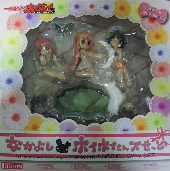 Nakayoshi! Hoi Hoi-Sans Set 1/1 scale pre-painted figure