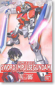 #05 Sword Impulse Gundam 1/100 HG SEED