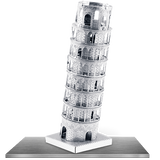 Metal Earth - Tower of Pisa 3D Laser Cut Model