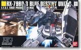 HGUC 1/144 #082 RX-79BD-3 Blue Destiny Unit 3