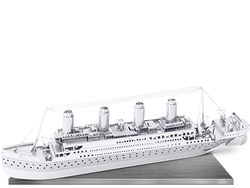 Titanic 3D Lazer Cut Model