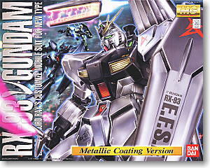 Nu Gundam Metailic Coating Ver. 1/100 MG