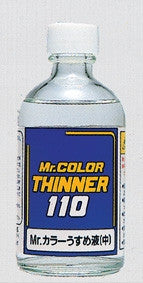Mr. Color Thinner 110ml Mr.Hobby