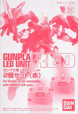 Gunpla LED Unit 2 pieces Set (Red)