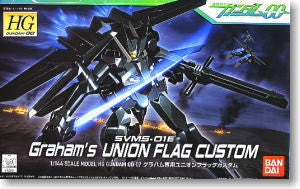 #07 Graham's Union Flag Custom 1/144 HG OO