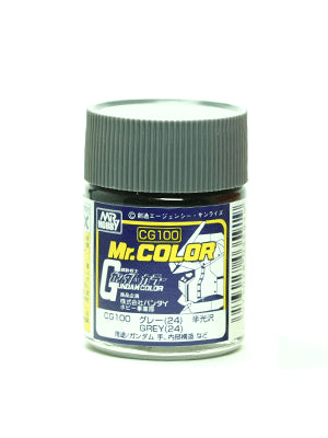 Mr. Color CG100 Grey 24  Semi Gloss