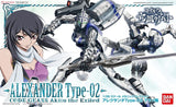 #04 Alexander Type-02 Ayano Custom 1/35 MC Code Geass