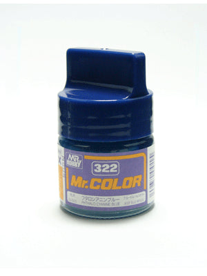 Mr. Color 322 Phthalo Cyanine Blue  Gloss