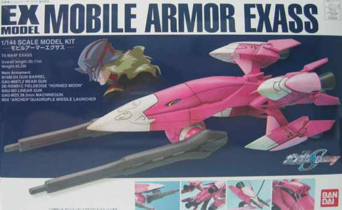 #22 Mobile Armor Exass 1/144 EX