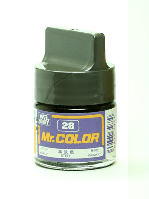 Mr. Color 28 Steel Metallic