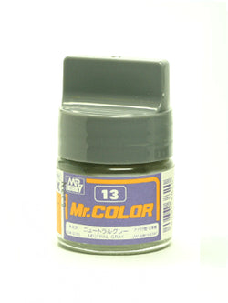 Mr. Color  13 Neutral Gray Semi Gloss