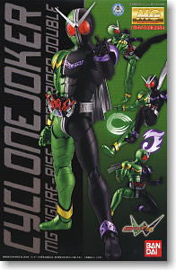 Kamen Rider Double Cyclone Joker 1/8 MG Figure-Rise