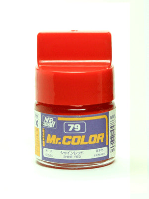 Mr. Color 79 Shine Red Gloss