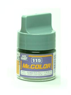 Mr. Color 115 RLM65 Light Blue Semi Gloss