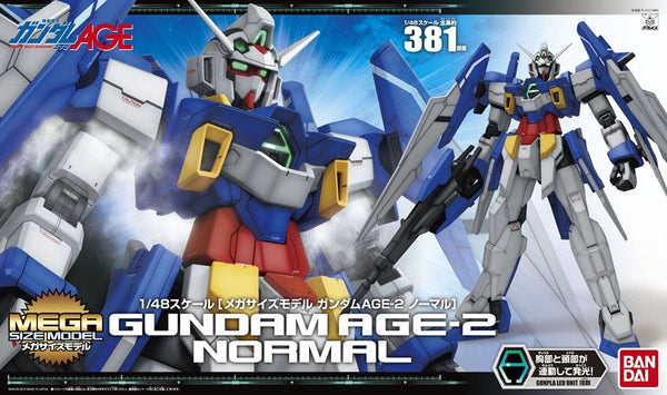 Gundam AGE-2 Normal 1/48 Megasize