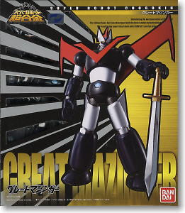 Great Mazinger Super Robot Chogokin