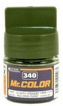 Mr. Color 340 Field Green FS34097 Semi Gloss