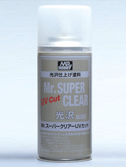 Mr. Super Clear Gloss UV Cut