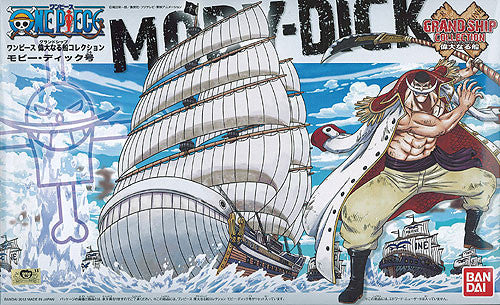 #05 Moby Dick Grand Ship Collection ONE PIECE