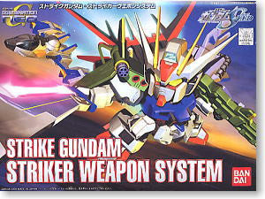 SD Strike Gundam Striker Weapon System