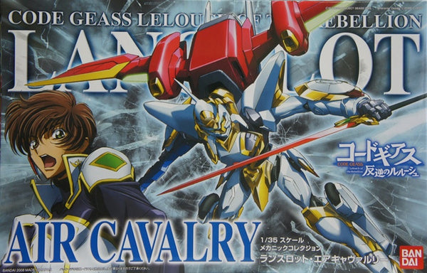 #02 Lancelot Air Cavalry 1/35 MC Code Geass