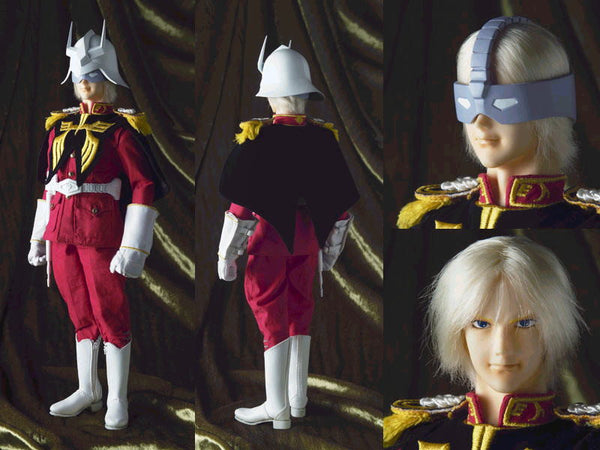 Char Aznable Figure Box Fashion Doll