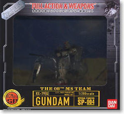 #SP-004 RX-79[G] Gundam Ground type 1/200 HCM-PRO