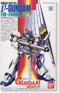 #08 Nu-Gundam Fin-Fannel Equipment Type 1/144 NG