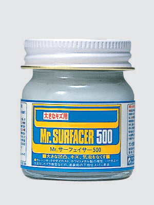 Mr. Surfacer 500 Bottle Mr.Hobby