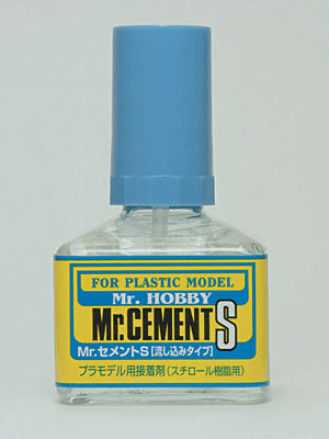 Mr. Cement S 40ml Mr.Hobby