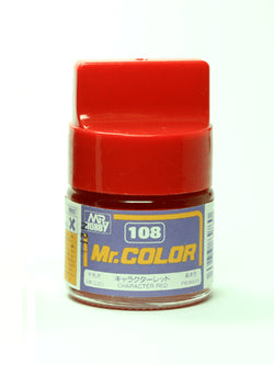 Mr. Color 108 Character Red Semi Gloss