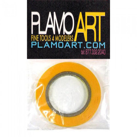 Masking Tape 6mm Refill PLAMO ART