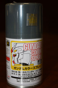 Gundam Color Spray 09 Zeon MS Gray 100ml Mr. Hobby