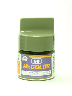 Mr. Color 60 RLM02 Gray Semi Gloss