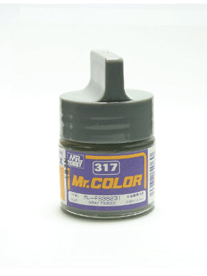 Mr. Color 317 Gray FS36231 Semi Gloss