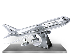 Jet Airplane 3D Laser Cut Model