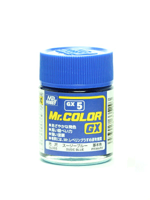 Mr. Color GX 5 Susie Blue Gloss