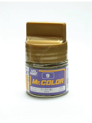 Mr. Color 9 Gold Metallic