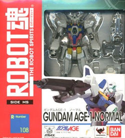 #108 Gundam AGE-1 Normal Robot Spirits