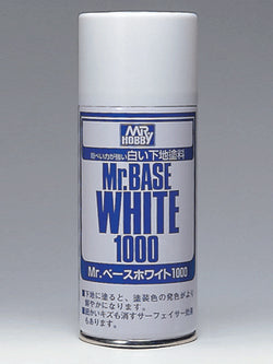 Mr. Base White 1000 Spray Mr. Hobby